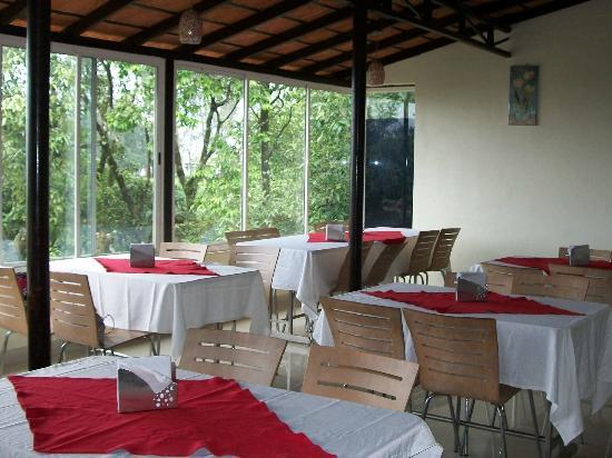 Caveri Residency: excelent food
