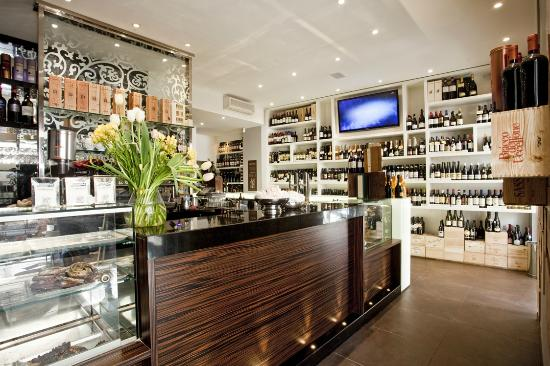 Café Noir : bar