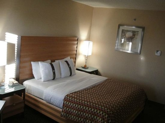 Holiday Inn Express San Jose Airport: room