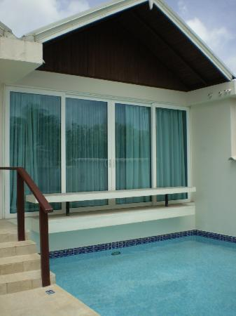 Spice Island Beach Resort: Almond Suite - private pool