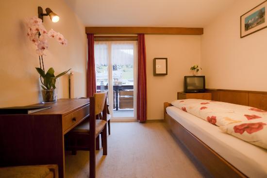 Hotel Christiania : Einzelzimmer Standard