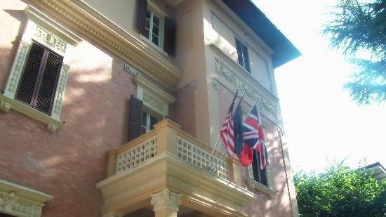 Villa dei Platani Boutique Hotel & Spa: Hotel (esterno)