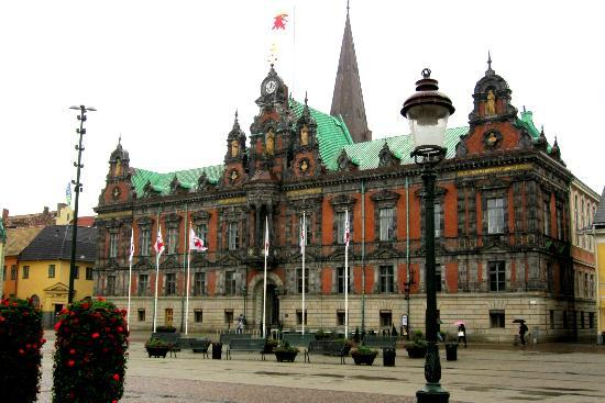 Malmo City Hall: Radhuset di Malmö