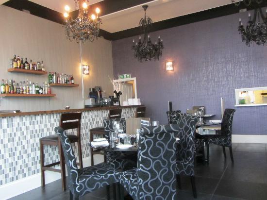 L'Assiette: Gastraum des Restaurants