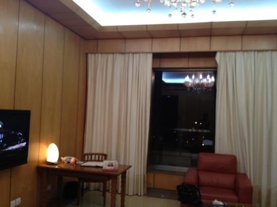 Lagos Oriental Hotel: Oriental room