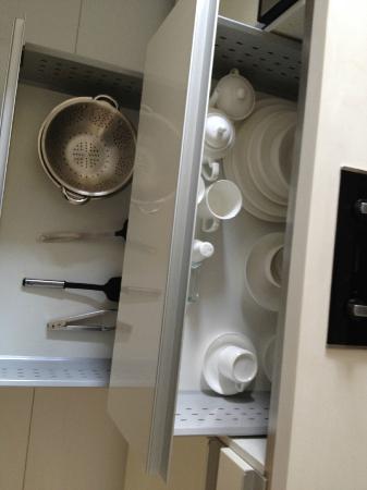 Ascott Guangzhou: utensils