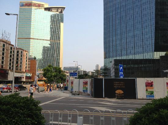 Ascott Guangzhou: surrounding area