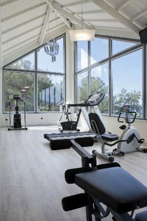 Alexandra Beach Thassos Spa Resort: Gym