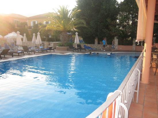 9 Muses Hotel Skala Beach: main pool