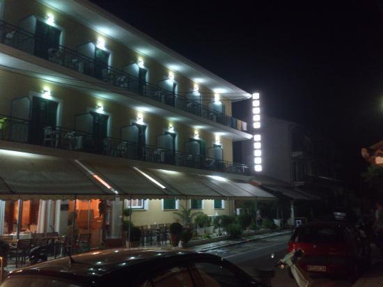 Dalia Hotel: the hotel