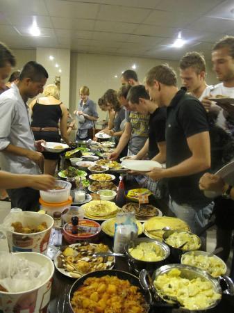 Sivalai Place: Activity: International Dinner Night at the restaurant