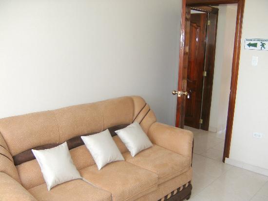 Hostel Fevilamir : Sala Privada para reuniones