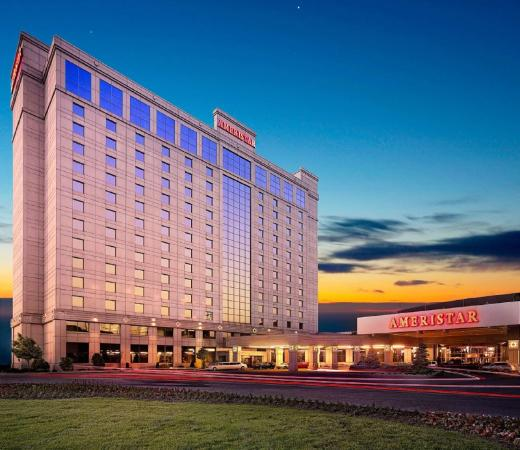 Ameristar Casino Hotel East Chicago: Exterior View