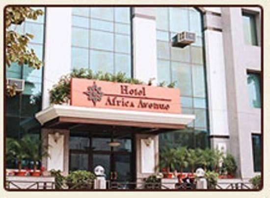Hotel Africa Avenue: Exterior