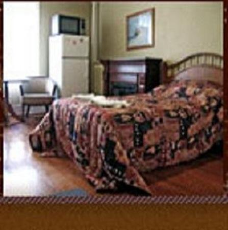 Columbia Hotel: Guest Room