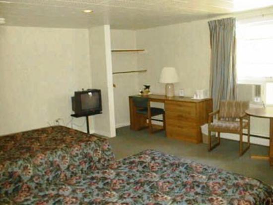 Skye Lodge : SKYEDBLEROOM