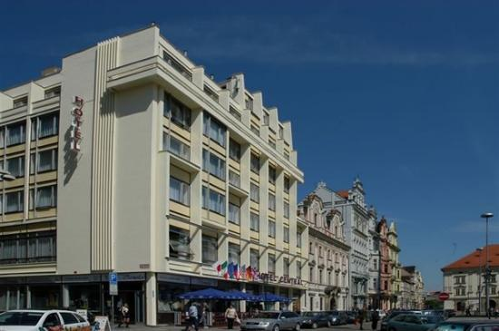 Photo of Hotel Central Plzen