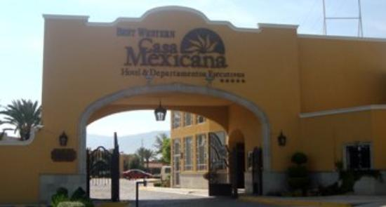 Photo of BEST WESTERN Casa Mexicana Saltillo