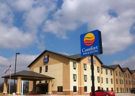 Days Inn & Suites Carbondale: Exterior