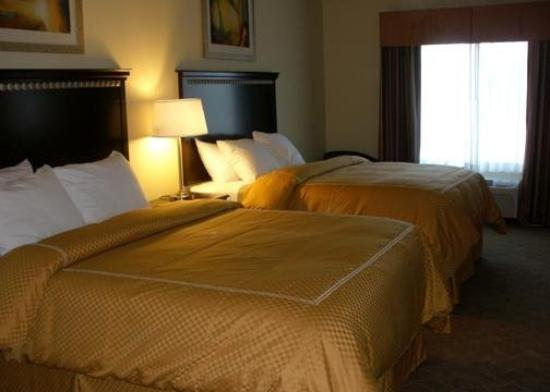 Days Inn & Suites Carbondale: Guest Room