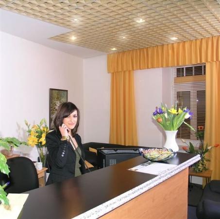 Brecherspitze Hotel: Reception