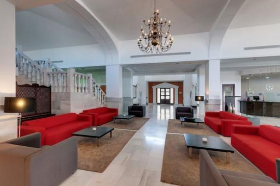 Tryp Melilla Puerto Hotel : Normal ATRYPMelilla Puerto Hall