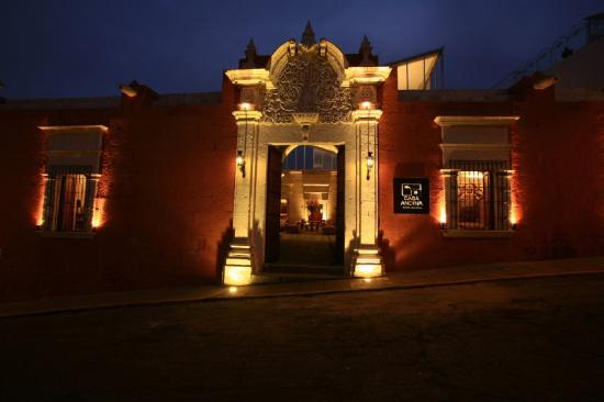 Casa Andina Private Collection Arequipa: Hotel Front