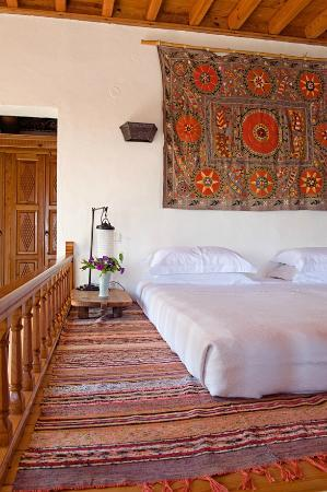 Melenos Lindos Hotel : superior suite
