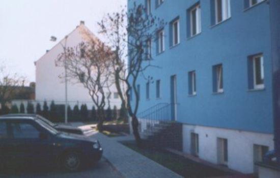 Pomorski Hotel Poznan : Exterior View