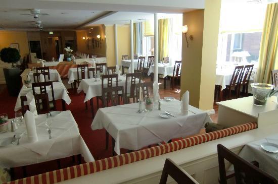 Hotel Birke: speisessal, mit live cooking
