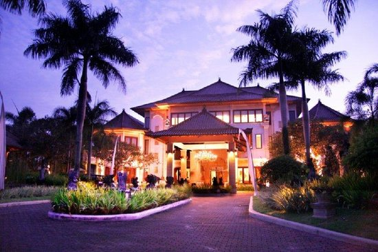 The Mansion Resort Hotel & Spa: The Mansion Bali Main Lobby