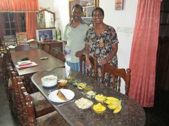 Beena Homestay: Sudi and Beena