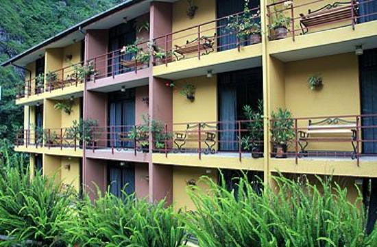 Sangay Spa Hotel: Executive Building