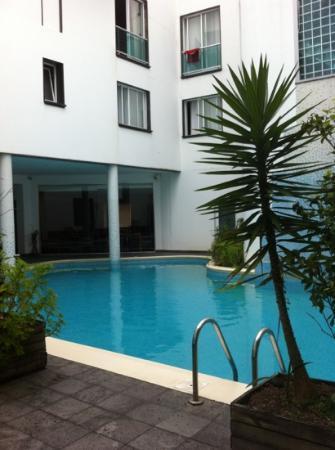 Hotel do Colegio: piscine
