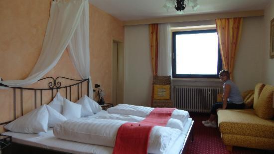 Hotel Reinerhof: camera