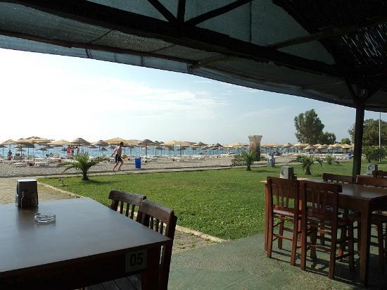 Hanedan Beach Hotel: Restaurant Area