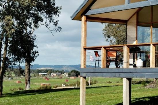 Yering Gorge Cottages: Yarra Valley Views