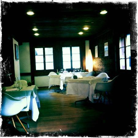 Hotel Schwarzer Bären: Der Speisesaal
