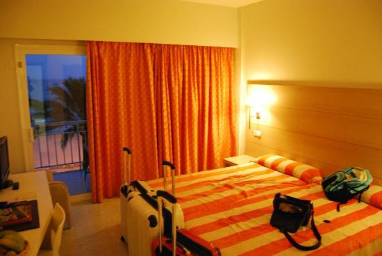 HSM Golden Playa: Das Schlafzimmer