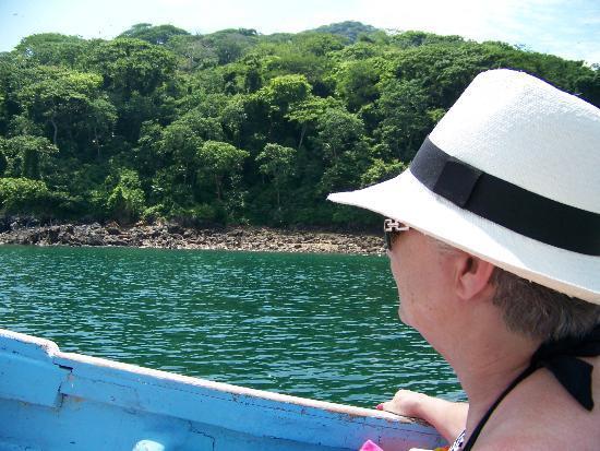 Agua Sol Villa: island boat tour