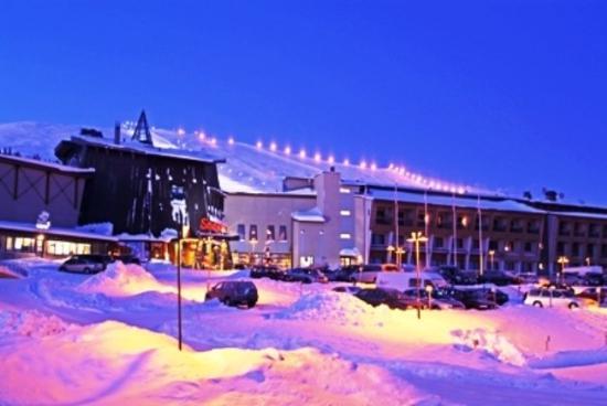 Lapland Hotel Saaga: Exterior View