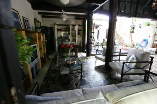 Posada Arrecife: area sociale