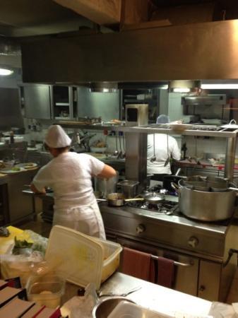Al Chiasso dei Portici: great food , excellent service