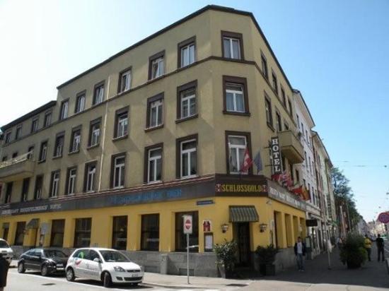 Rheinfelderhof Hotel Restaurant: Exterior View