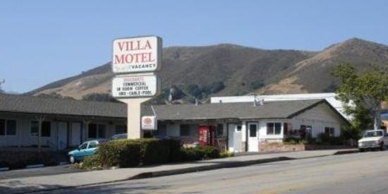 Villa motel san luis obispo californie voir les for Motel bas prix