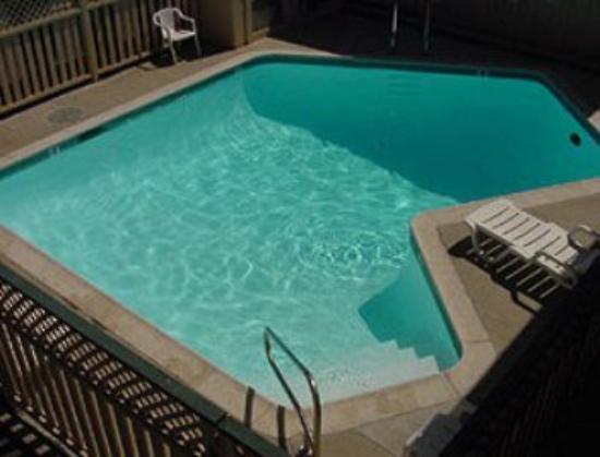 Villa Motel: Pool