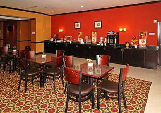 Sleep Inn & Suites University: Restaurant