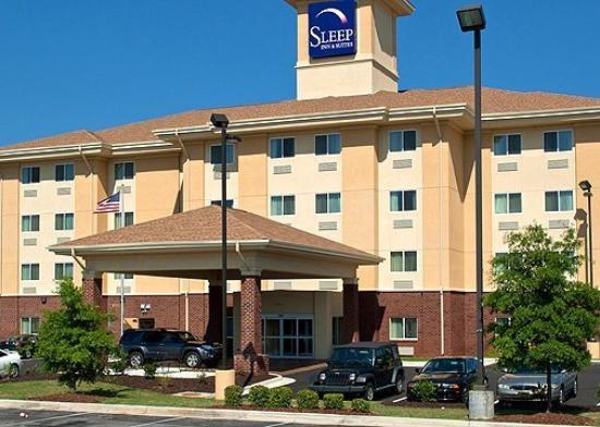 Photo of Sleep Inn & Suites Huntsville