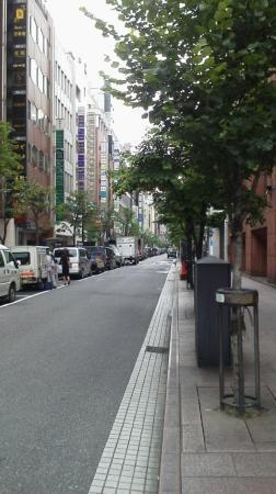 Ginza Namiki-dori
