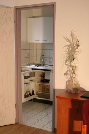 Domino Hotel: Kitchen Apartment